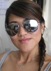 Reflecting aviator style sunglasses from Primark
