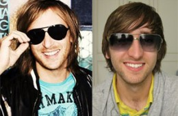 My fiance VS David Guetta
