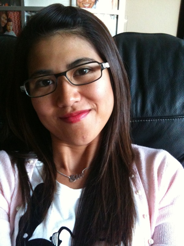 PANTONE geek chic style glasses