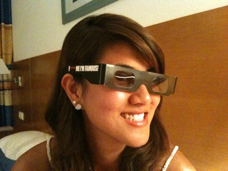 Pacha 3D glasses