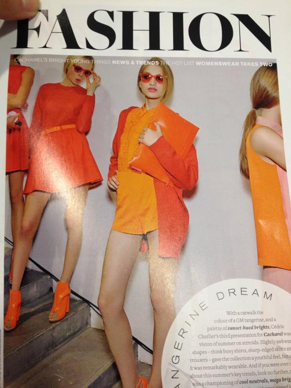 Inside Toni&Guy magazine