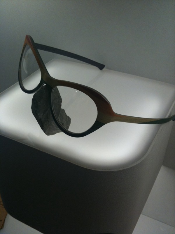 Glasses from the Silmo Optical exhibition