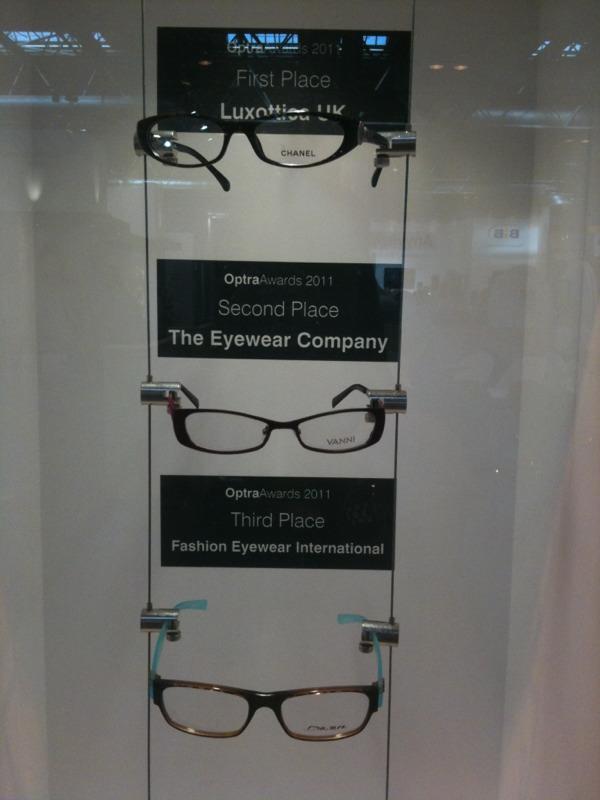 Optra fair 2011 glasses design competiton
