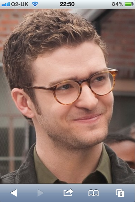 Justin Timberlake Bad teachers Glasses