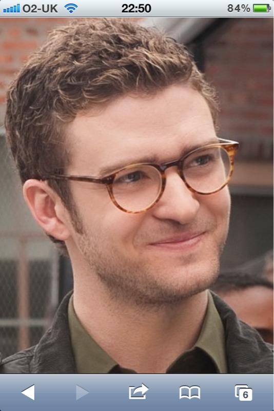 Justin Timberlake Bad teachers Glasses