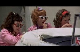 Glasses from Grease