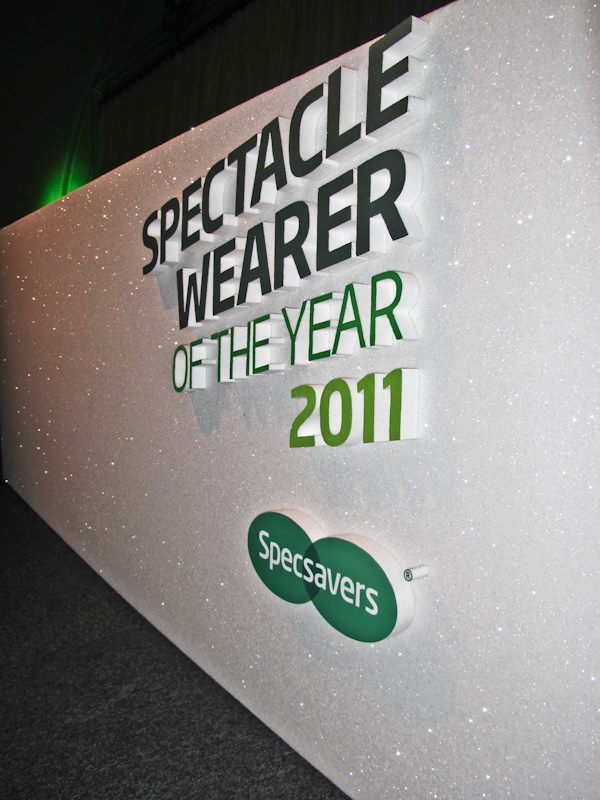 spectacle award 2011
