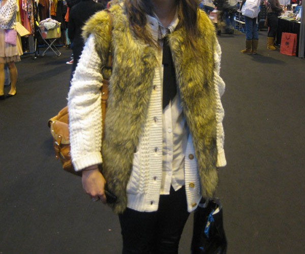 Clothes show 2011 street style