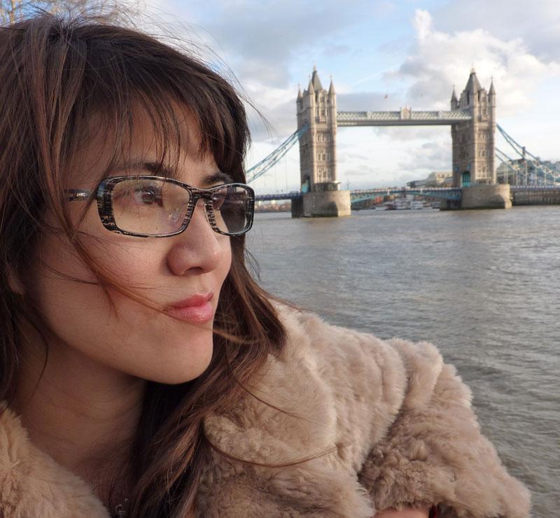 testing shot, London Bridge