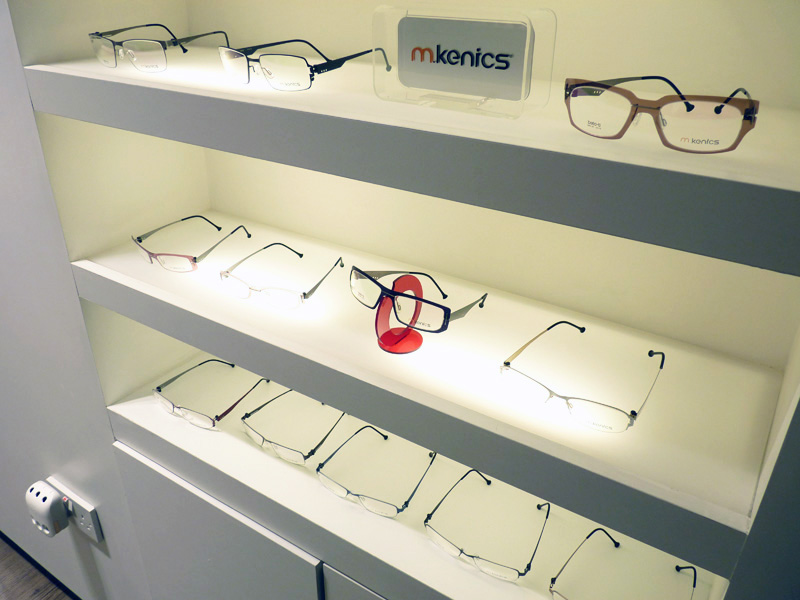 m.kenics eyewear