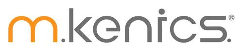 m.kenics logo