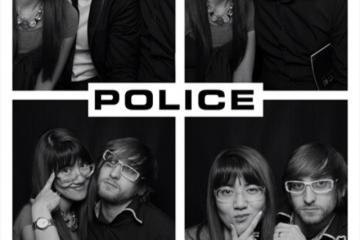 LukeEvans Police Eyewear ambassador