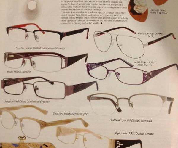 Eyes Magazine March issue