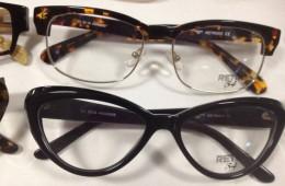 Retro eyewear at Boudoir PR