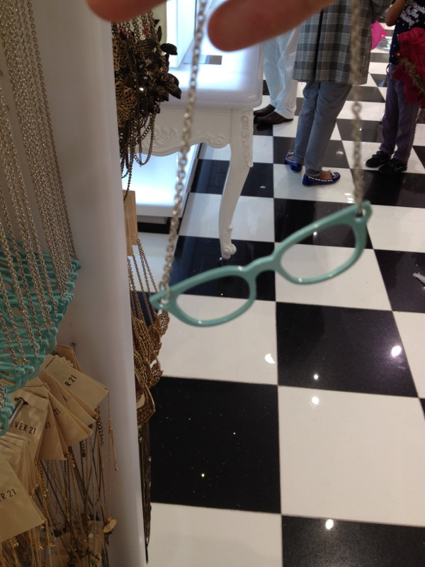 Forever21 - Glasses Necklaces