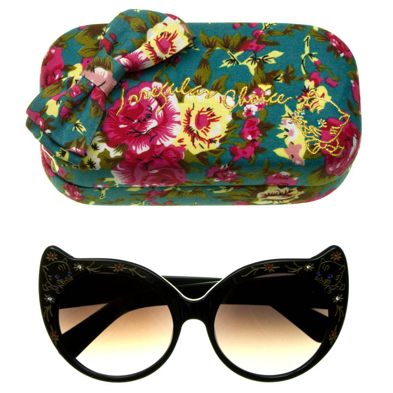 Irregular Choice sunnies and Case