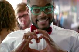 The Saturdays - 30 days video Kirk Originals Glasses