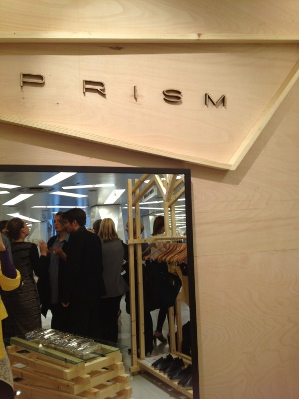 World of Prism at Harvey Nichols