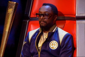 will i am on the voice uk