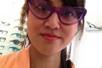 Cutler&Gross Heart shape glasses