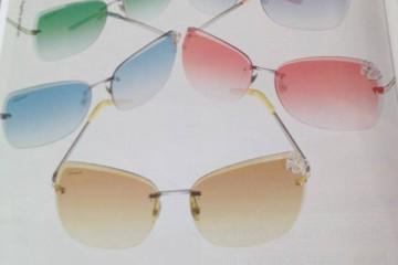 Gucci new pastel sunglasses