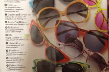 Marie Claire Top10 shades