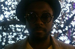 Will.i.am Twitter picture