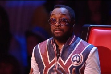 Will i am glasses the voice final