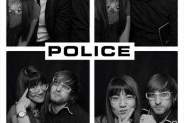 Luke Evans Police Eyewear ambassodor launch party January 2012