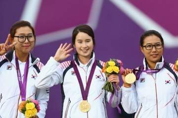 Olympic Women team Archery