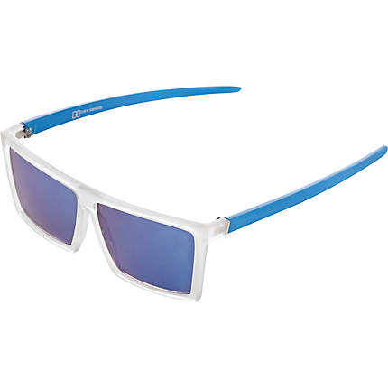 River Island men neon blue sunglasses(image source-www.riverisland.com)