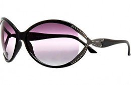 River Island black diamante sunnglasses (image source-www.riverisland.com)