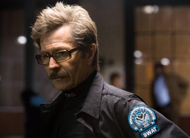 Commisioner Gordon in Batman The Dark Knight Rises