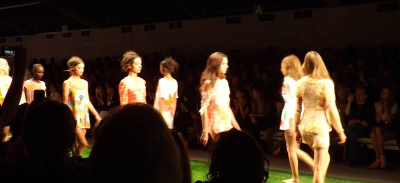 Jasper Conran SS2013 collection at Lonon Fashion Week