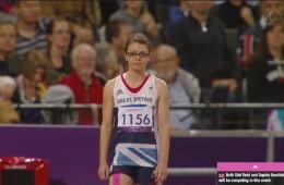 Paralympics women 100m Sophie Kamlish