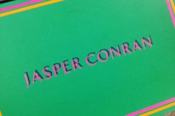 Jasper Conran invitation