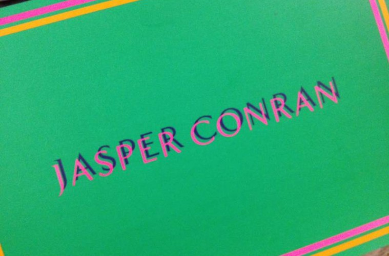 Jasper Conran invitation