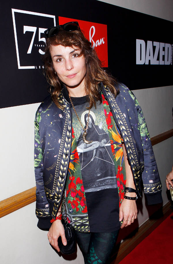 Noomi Rapace at Ray-ban