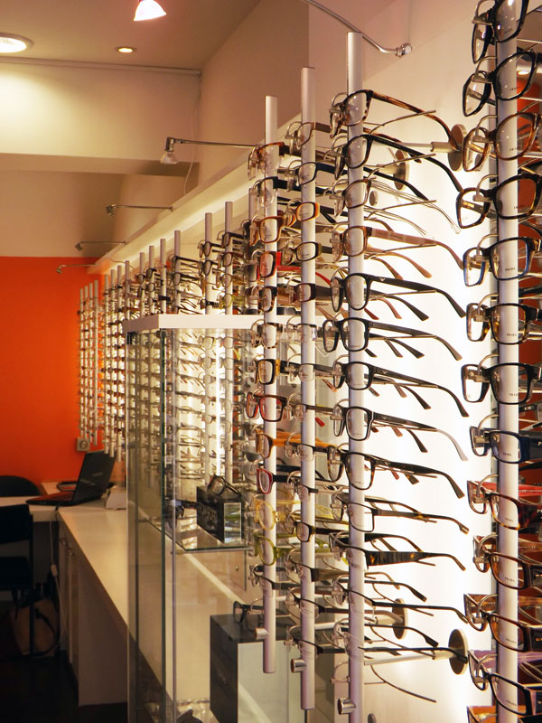 Inside Framed Opticians