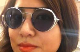 Me in Thom Browne Eyewear