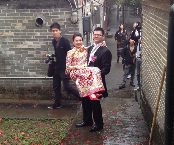 My brother's wedding