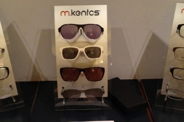 Prescription glasses and sunglasses by m-kenics