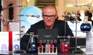 Heston Blumenthal launches his Vision Express signature range