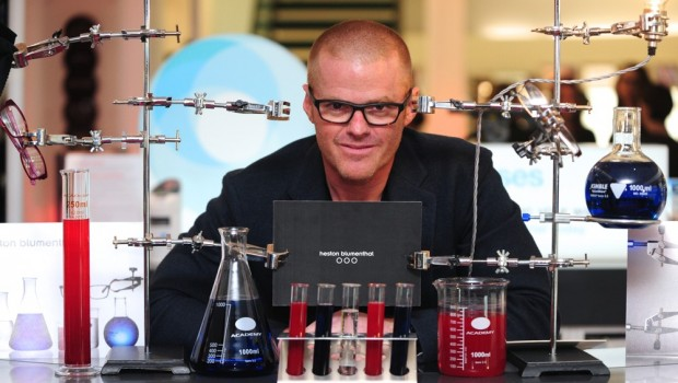 The Vision Express Heston Blumenthal Glasses Collection