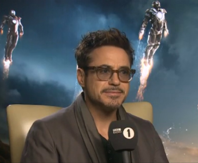 Iron Man 3 - Robert Downey Junior Glasses