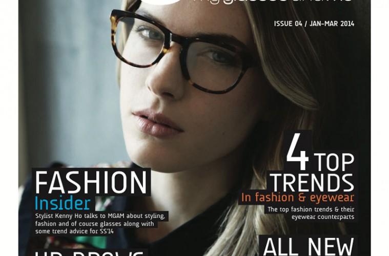 MGAM - MyGlassesAndMe Magazine Issue 4