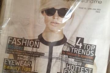 MyGlassesAndMe Magazine