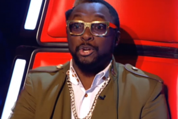 Wil-i-am The Voice series 2