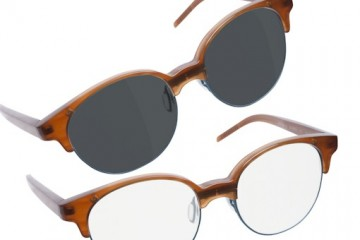 Transitions lenses Orgreen Drummer brown