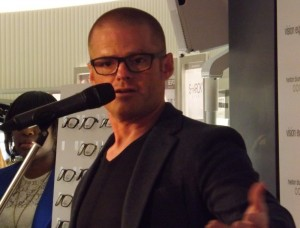 Heston Blumenthal Vision Express collection launch